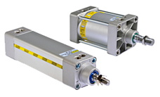 IS (ISO15552) Series Cylinders