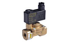 Solenoid (Process) Valves